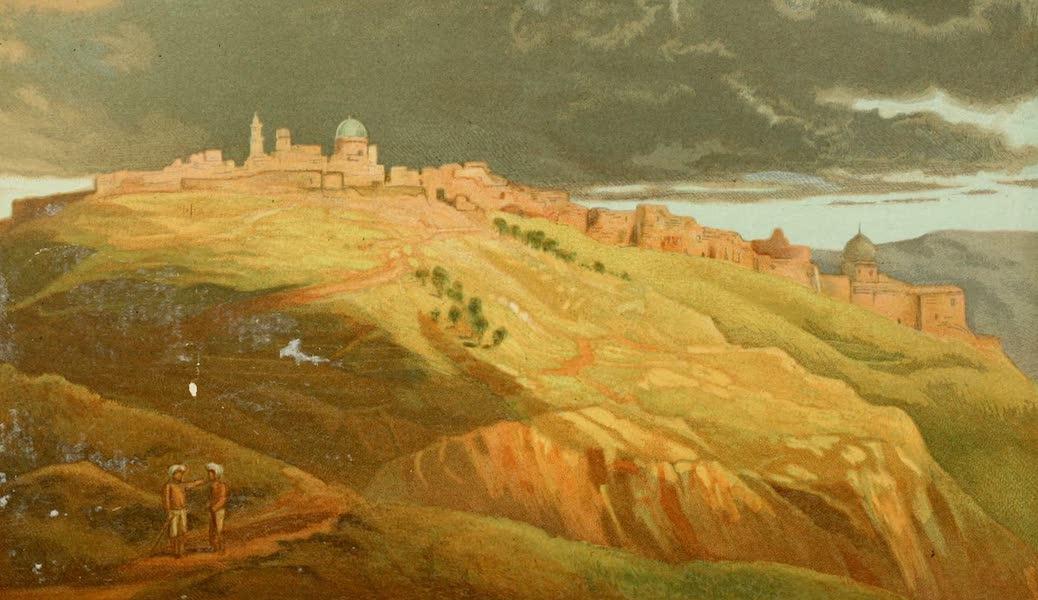 Palestine Illustrated - Mount Zion (1888)