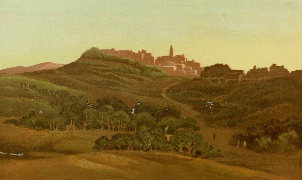 Palestine Illustrated - Bethlehem (1888)