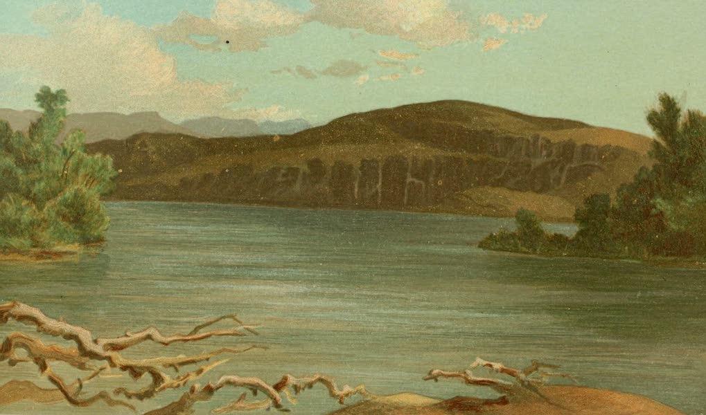 Palestine Illustrated - The Jordan (1888)