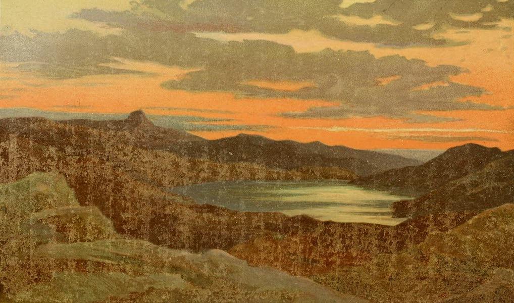 Palestine Illustrated - Mizpeh (1888)