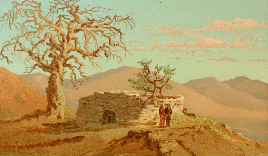 Palestine Illustrated - Shiloh (1888)