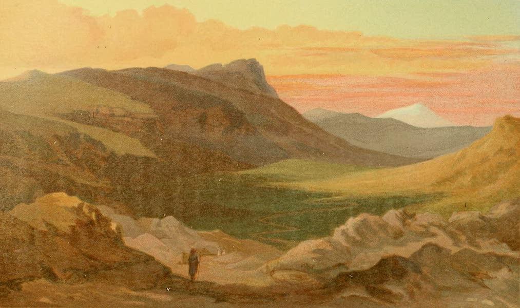 Palestine Illustrated - Gerizim and Shechem (1888)