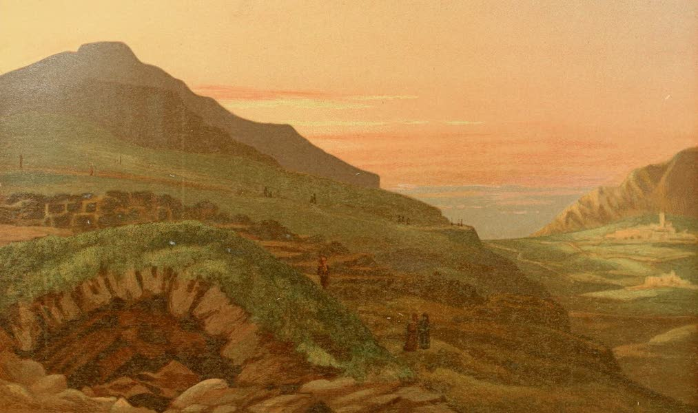 Palestine Illustrated - Jacob's Well (1888)