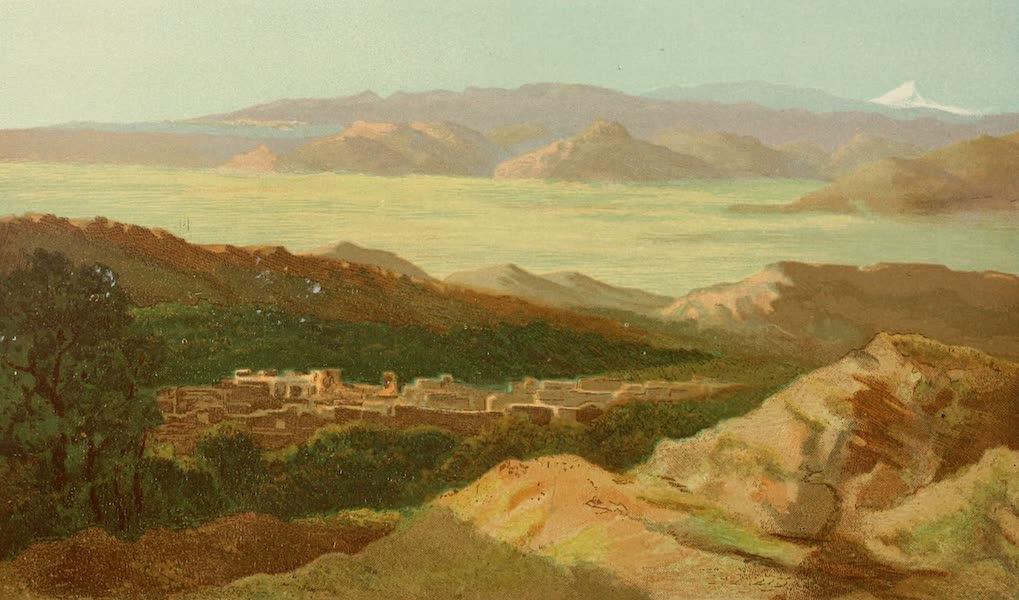 Palestine Illustrated - Plain of Esdraelon (1888)
