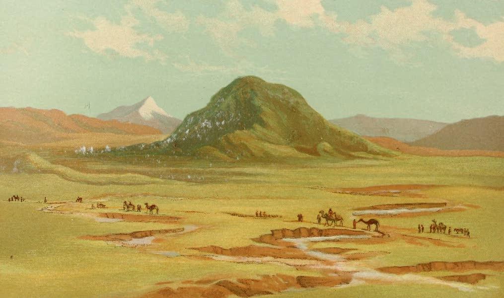 Palestine Illustrated - Mount Tabor (1888)
