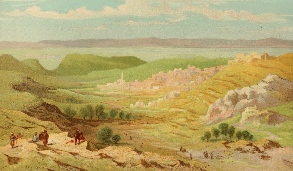 Palestine Illustrated - Nazareth (1888)