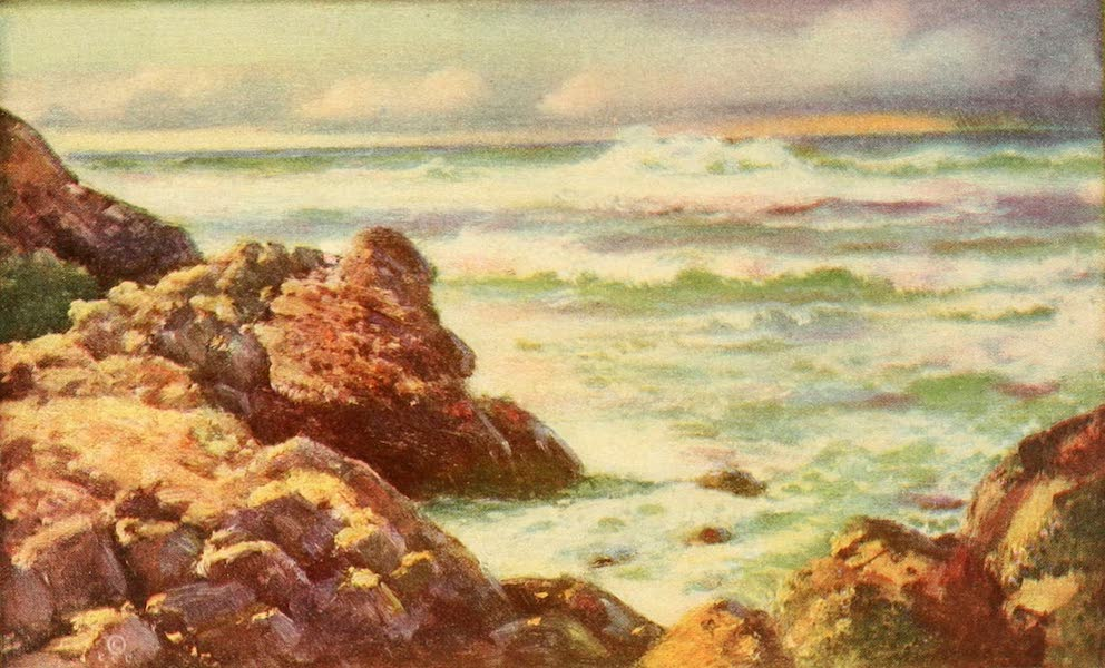 Panama-Pacific International Exposition - Stopped by the California Coast, 7,000 Miles from Asia (1913)
