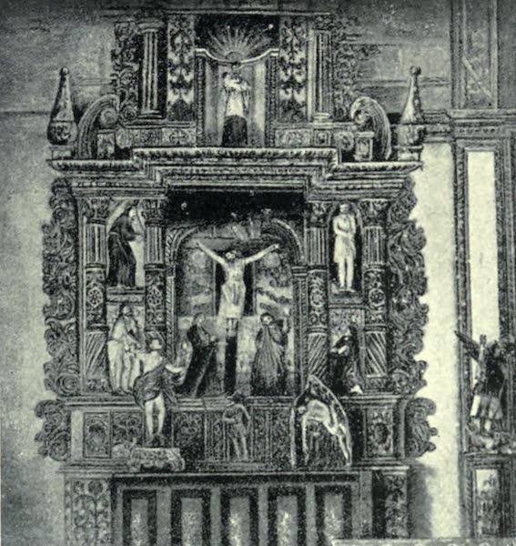 Paraguay by Henry Koebel - Jesuit Altar, San Ignacio (1917)