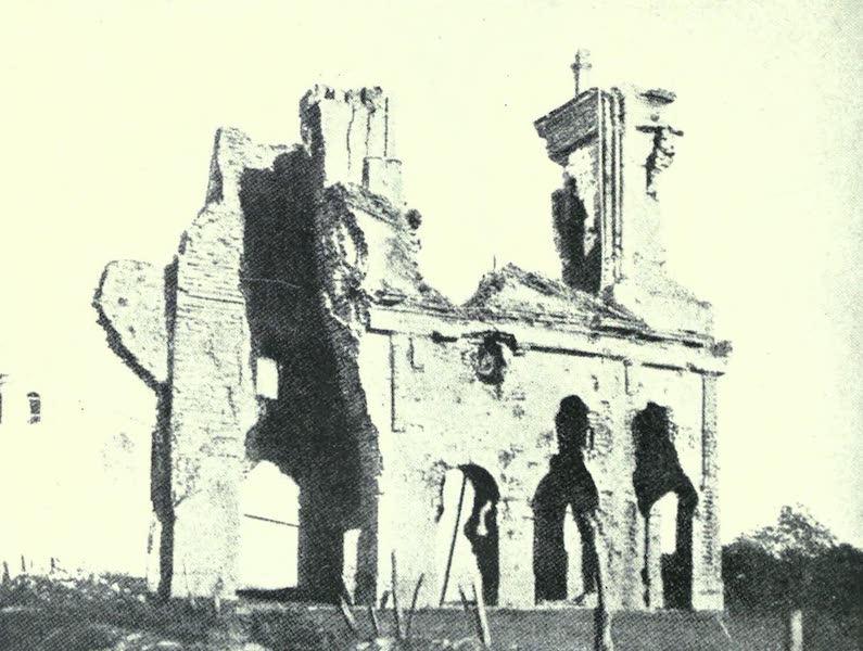 Paraguay by Henry Koebel - Ruins of Humaita Church : Front View (1917)