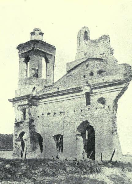Paraguay by Henry Koebel - Ruins of Humaita Church : Back View (1917)