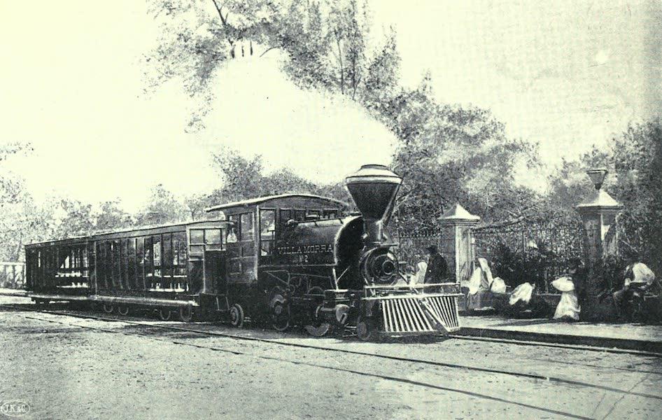 Paraguay by Henry Koebel - Steam Tramway, Asuncion (1917)