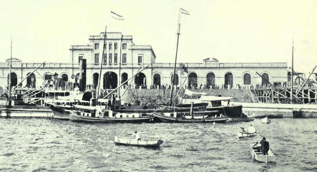 Paraguay by Henry Koebel - Custom House, Asuncion (1917)