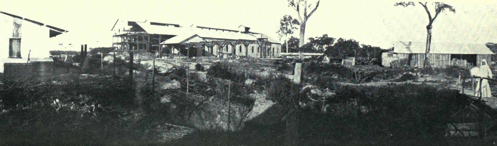 Paraguay by Henry Koebel - A Quebracho Factory [II] (1917)