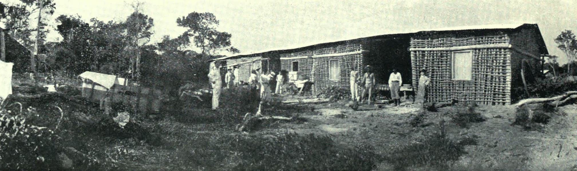 Paraguay by Henry Koebel - A Pioneer Factory (1917)