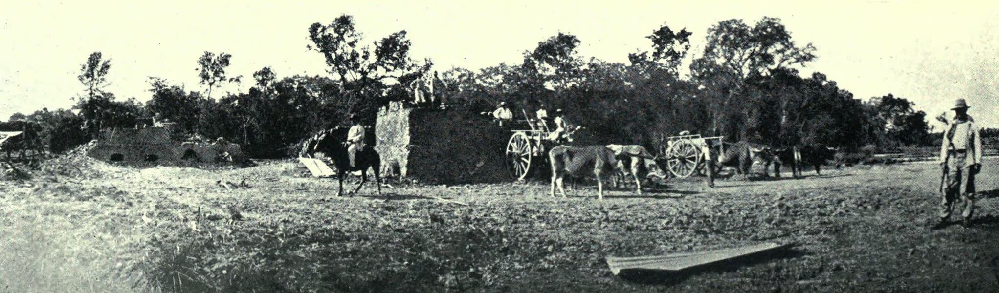 Paraguay by Henry Koebel - Brick Kiln, Chaco (1917)