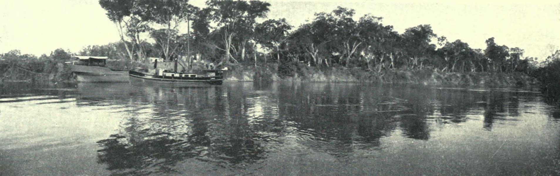 Paraguay by Henry Koebel - A River Scene (1917)