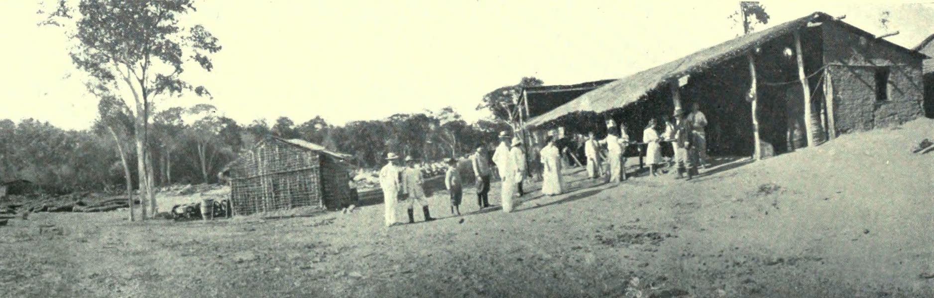 Paraguay by Henry Koebel - Pioneer Industrial Dwellings (1917)