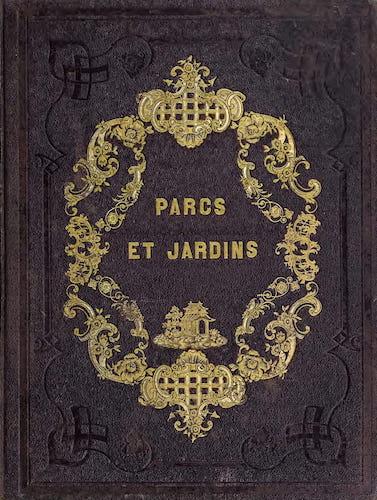 Aquatint & Lithography - Parcs et Jardins des Environs de Paris