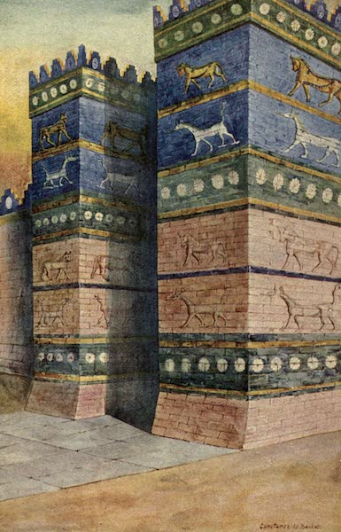 Peeps at Many Lands: Ancient Assyria - The City Gate (1916)