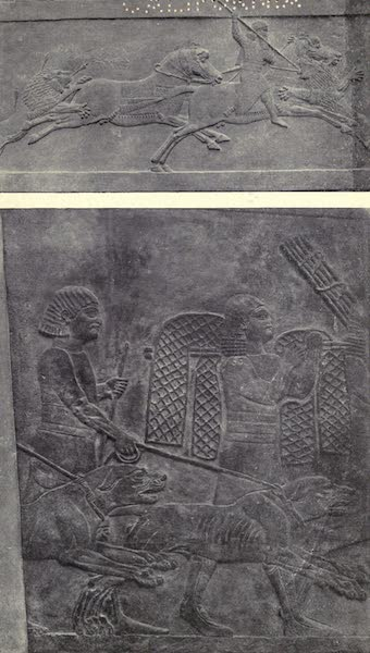 Peeps at Many Lands: Ancient Assyria - Hunting Scenes (1916)