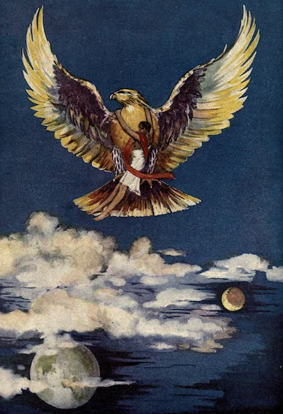 Peeps at Many Lands: Ancient Assyria - Etana and the Eagle (1916)