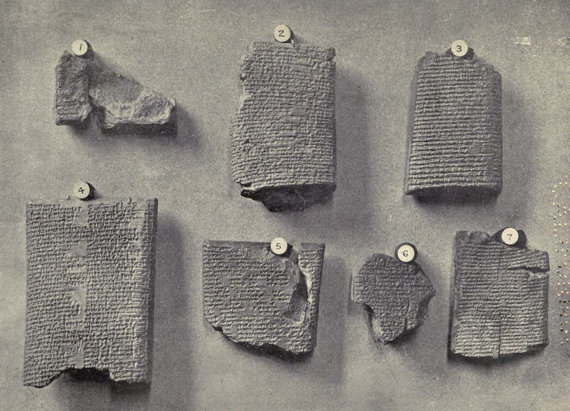 Peeps at Many Lands: Ancient Assyria - Creation Tablets (1916)