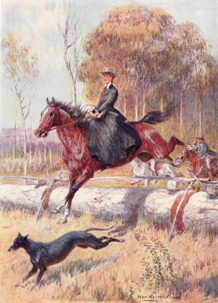 Peeps at Many Lands: Australia - Kangaroo-hunting (1911)