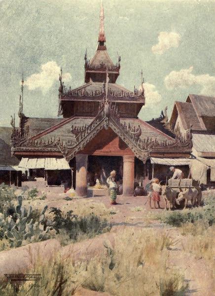 Peeps at Many Lands: Burma - A Rest-House (1908)