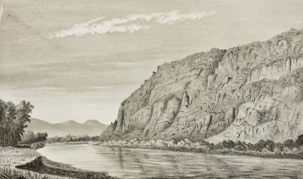 Pencil Sketches of Montana - Headwaters of the Missouri (1868)