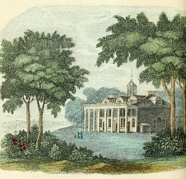 Pictorial Life of George Washington - Mount Vernon (1845)