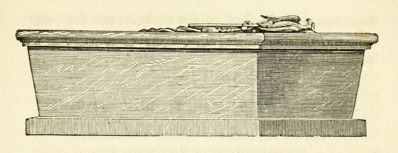 Pictorial Life of George Washington - Washington's Coffin [I] (1845)