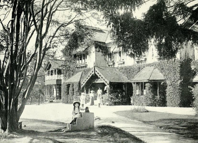 Picturesque Nepal - The Residency at Katmandu (1912)