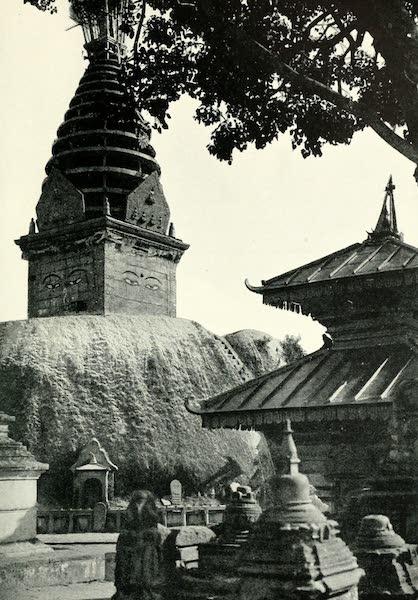 Picturesque Nepal - The Buddhist Temple of Shambu-Nath (1912)