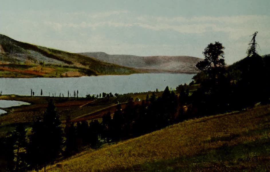 Picturesque Okanagan - Woods Lake, B.C. (1910)