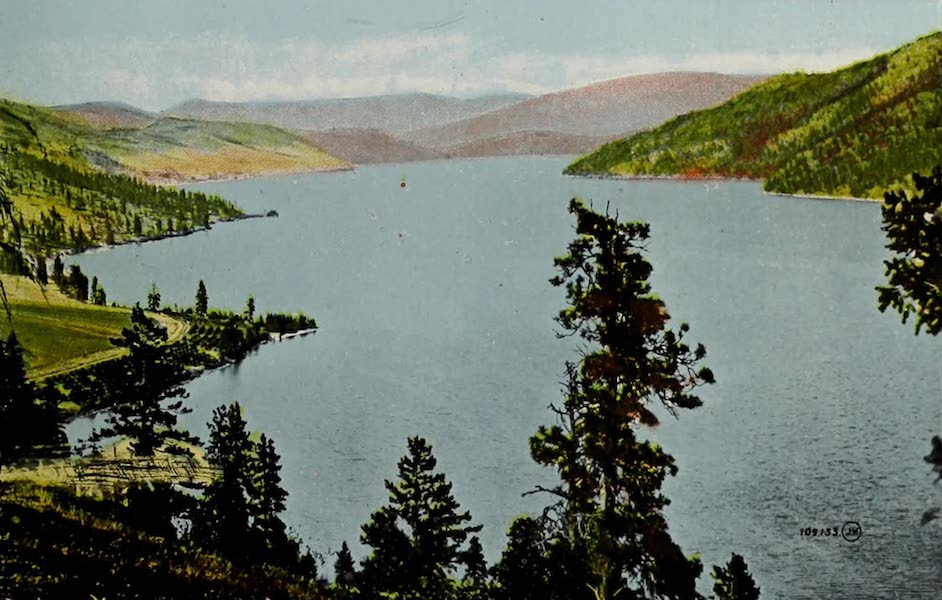 Picturesque Okanagan - Long Lake, B.C. (1910)