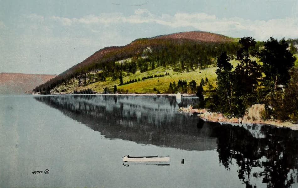 Picturesque Okanagan - View from C.P.R Steamer, Okanagan Lakes (1910)