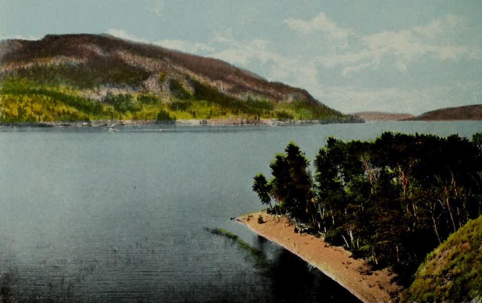 Picturesque Okanagan - Okanagan Lake near Kelowna, B.C. (1910)