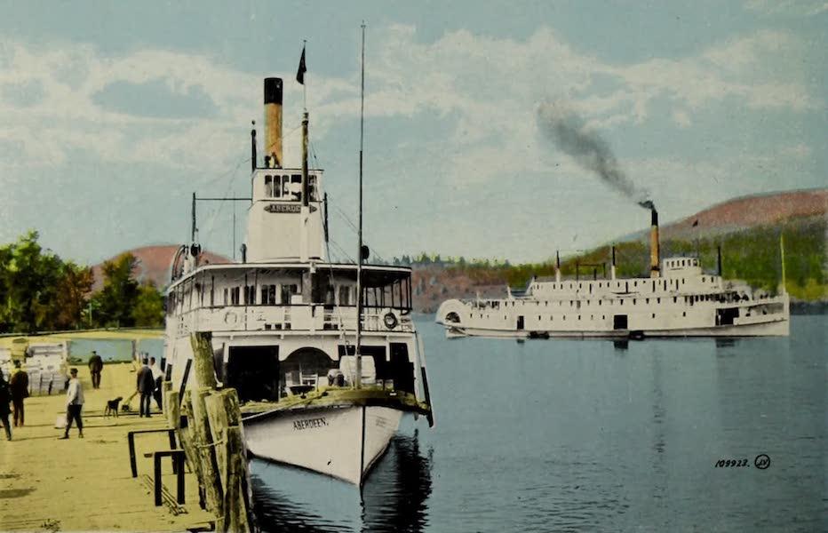 Picturesque Okanagan - C.P.R Steamers