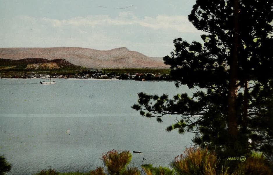 Picturesque Okanagan - Kelowna, B.C., and Okanagan Lake (1910)
