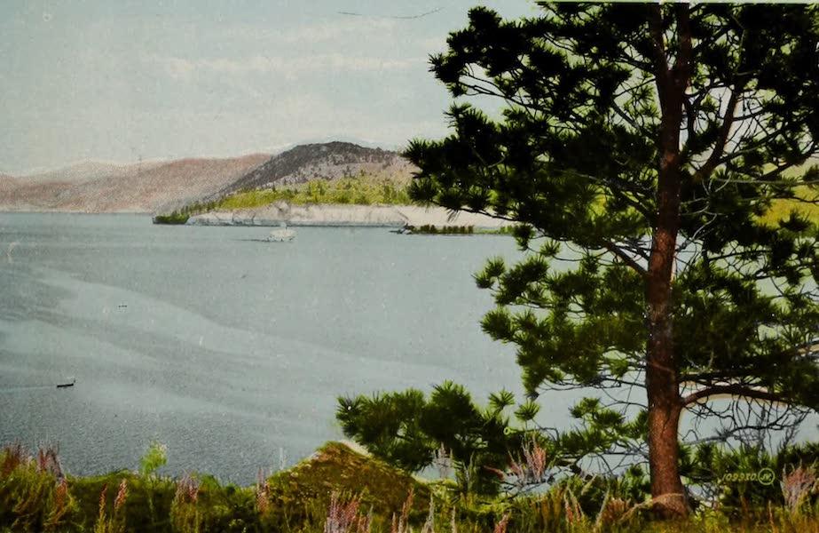 Picturesque Okanagan - Okanagan Lake at Kelowna, B.C. (1910)