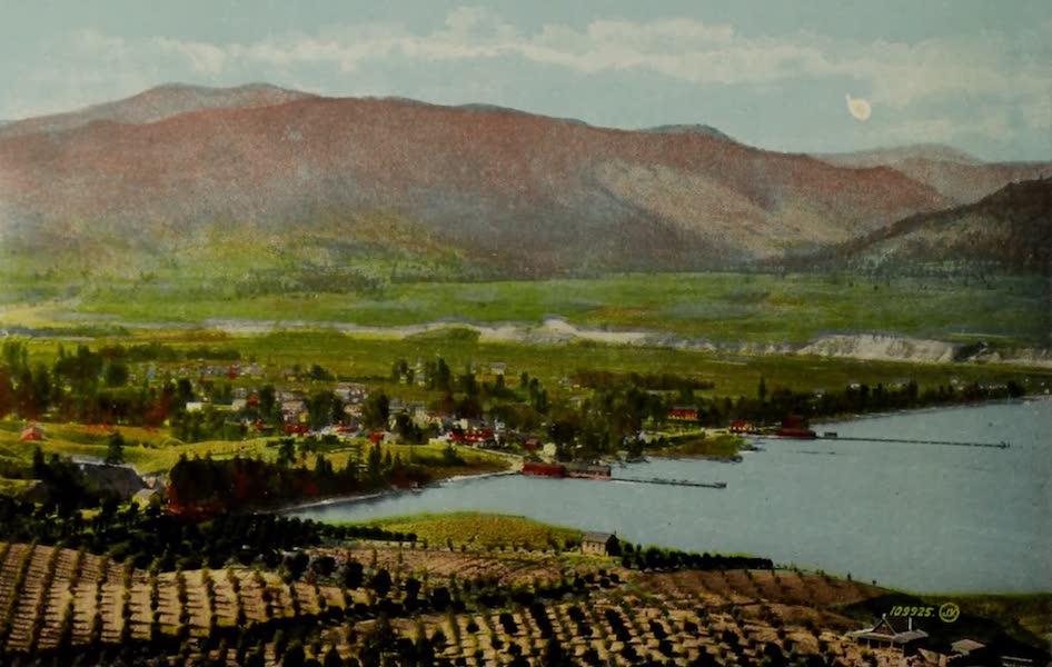 Picturesque Okanagan - Penticton, B.C. (1910)