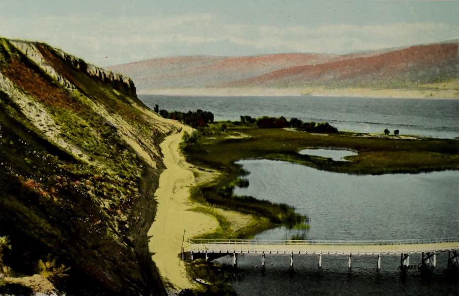 Picturesque Okanagan - Okanagan Lake and Summerland Road, Penticton, B.C. (1910)