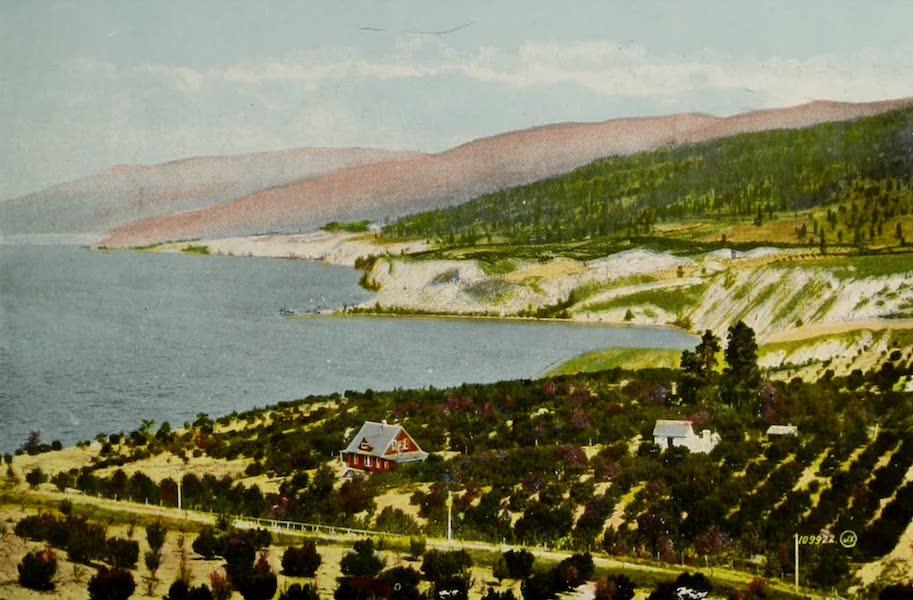 Picturesque Okanagan - Fruit Ranch on the Okanagan Lakes, Penticton, B.C. (1910)