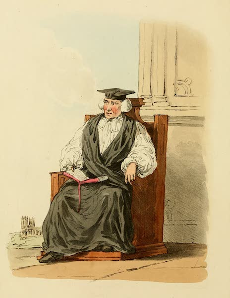 Picturesque Representations of the English - Bishop (1813)