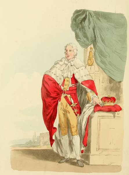 Picturesque Representations of the English - Baron (1813)