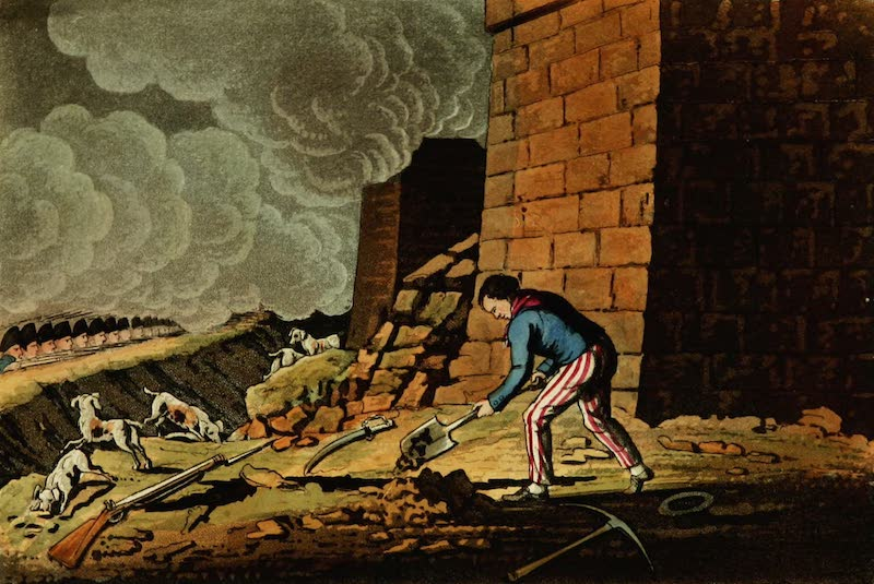 Picturesque Scenery in the Holy Land and Syria - Daniel Bryan, a Sailor (1823)