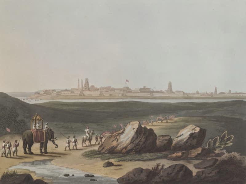 Picturesque Scenery in the Kingdom of Mysore - Seringapatam (1805)