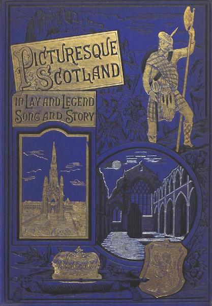 Picturesque Scotland - Front Cover (1887)