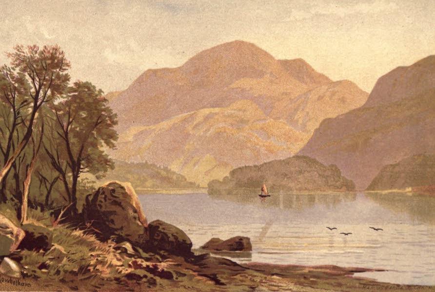 Picturesque Scottish Scenery - Loch Katrine (1875)