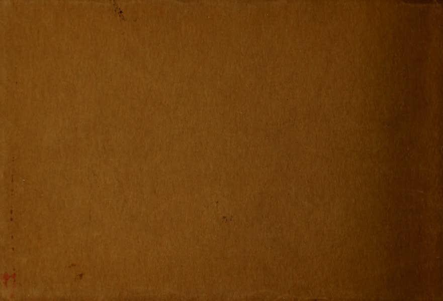 Picturesque Souvenir of Gananoque and Thousand Islands - Back Cover (1910)